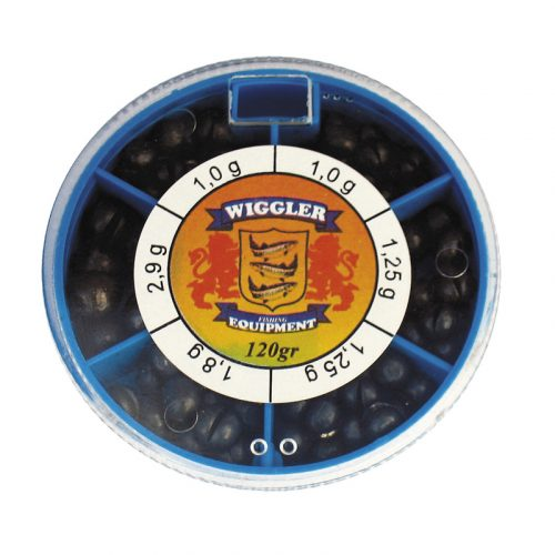 Wiggler Sortimentask Små Blyhagel