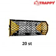 Trappy Kräftbur 20-pack