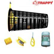 Trappy XL Kräftfiskepaket