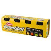 Powerbait Trout Bait 4-pack